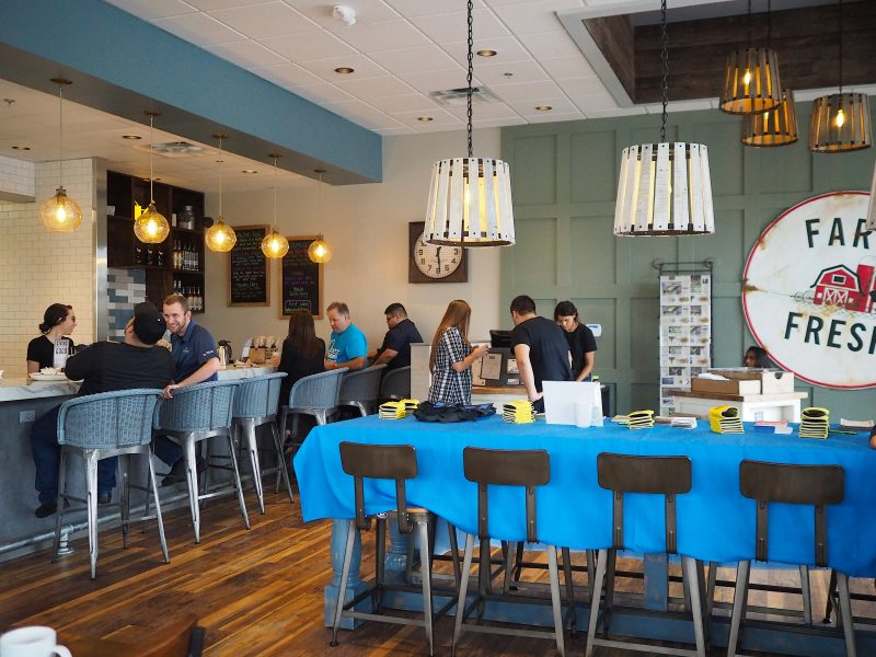 The Waterford Lakes Location Is Second With A Bar First Jacksonville