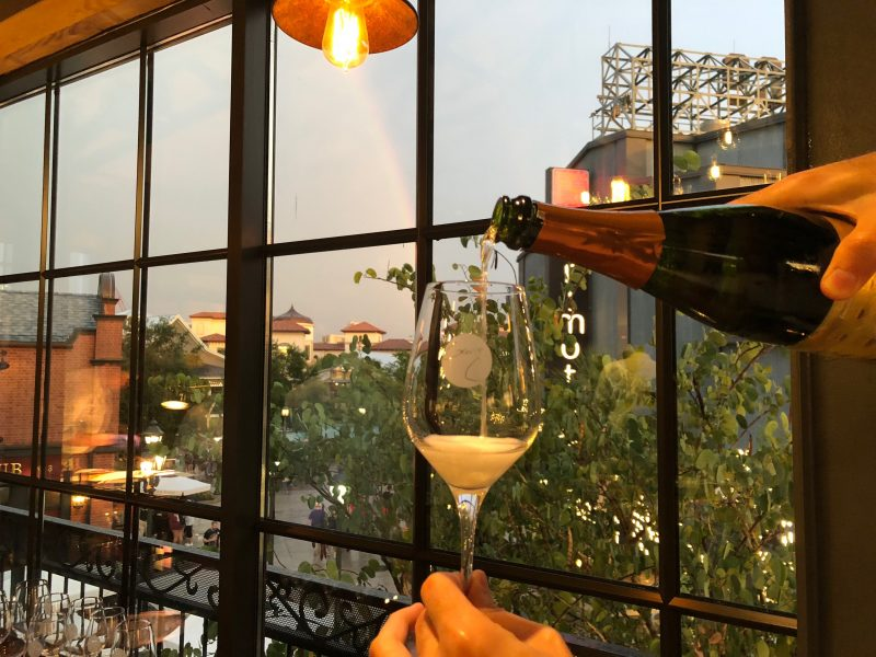 Image result for wine bar george disney springs