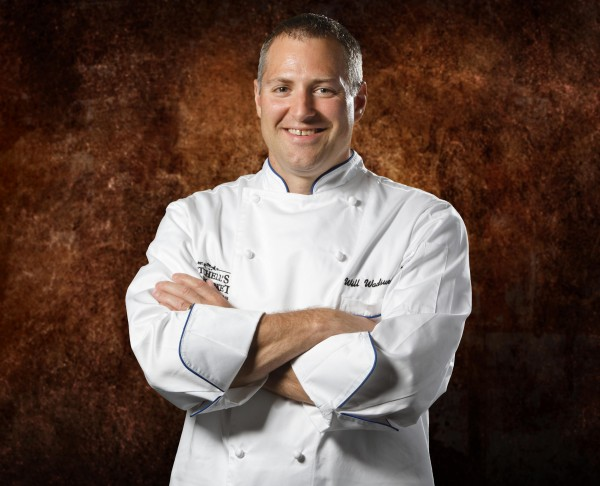 Chef Will of Mitchell's Seafood