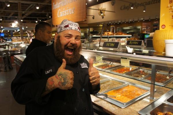 Chef Scott loves Indian cuisine