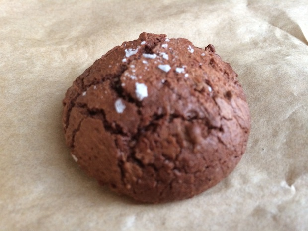 Salted Chocolate cookie
