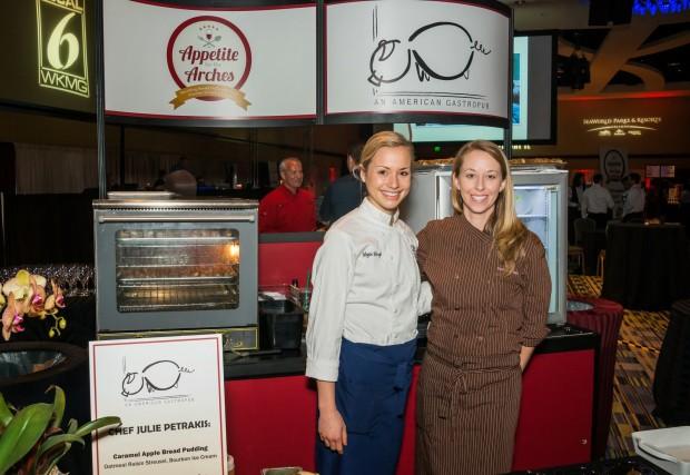 Chef Julie Petrakis of The Ravenous Pig