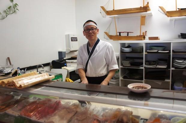 Chef Jim of Kiko's