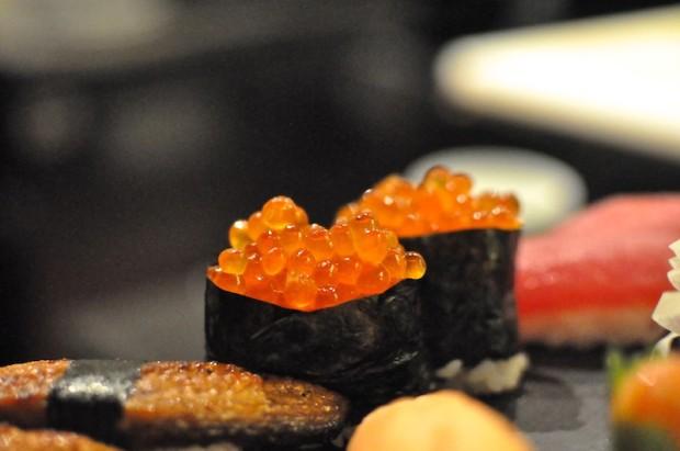 Chef Yoshi Dreams of Sushi at Cascade American Bistro