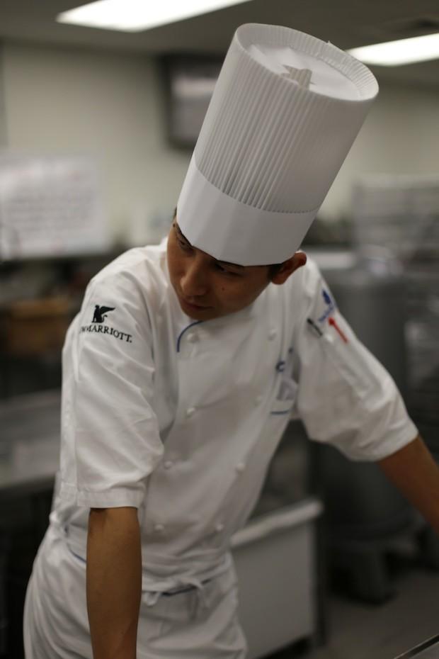The Ritz Carlton's Pastry Chef Kizu