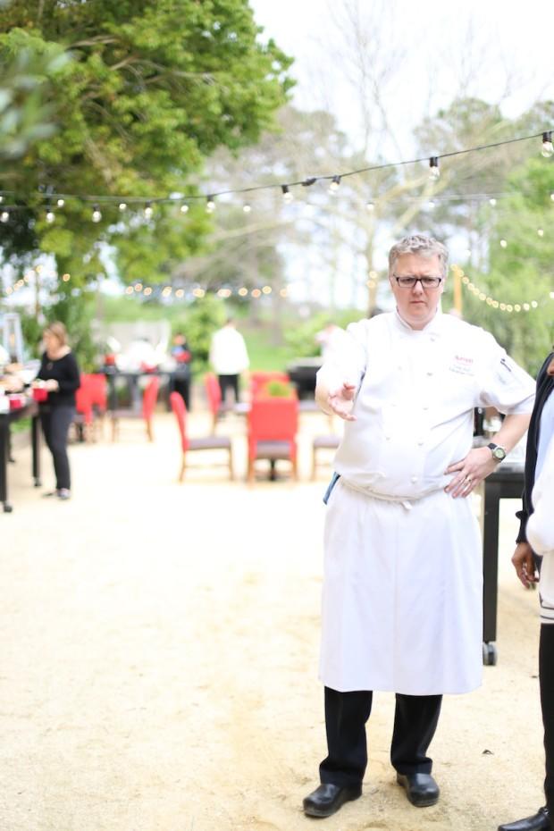 Executive Chef Tony Hull
