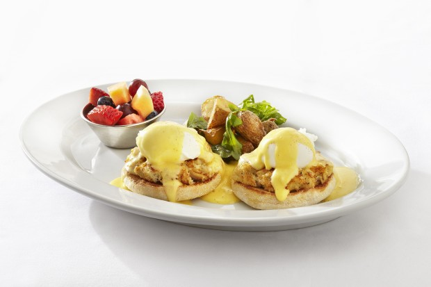 Ocean Prime Crab and Eggs