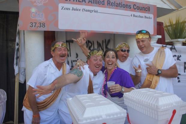 The Zeus Juice crew