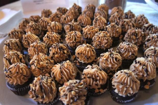 Cupcakes from Yum Yum