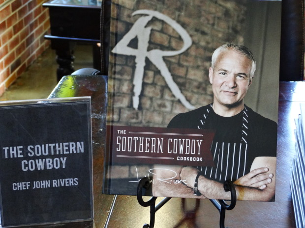 John Rivers book The Southern Cowboy.