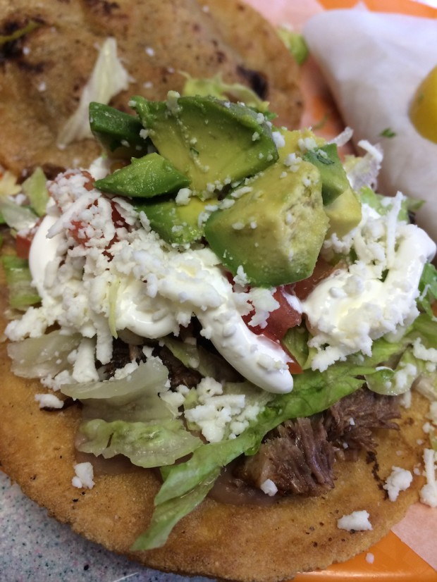 The Sope - so delicious
