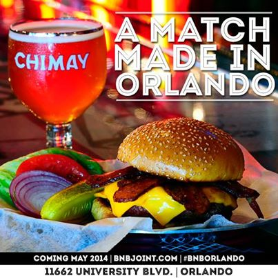 Burger and Beer Joint in Orlando