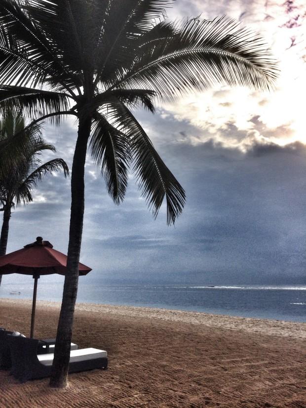Nusa Dua Beach - near the Ritz