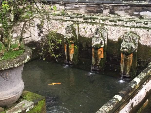 Temple Goa Gajah