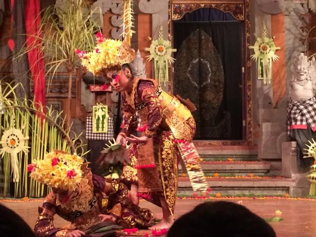 LeGong Dance in Bali