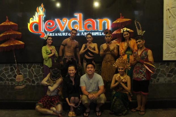 Devdan - Bali
