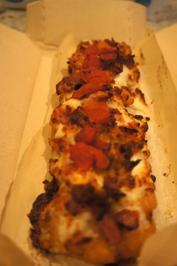 Crispy Bacon & Tomato