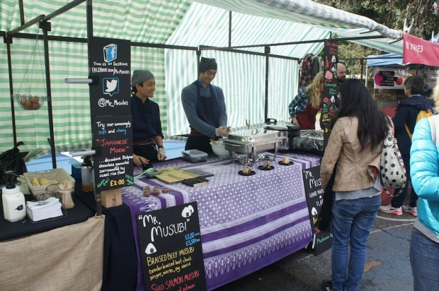 The Mr Musubi guys - follow them on twitter and facebook