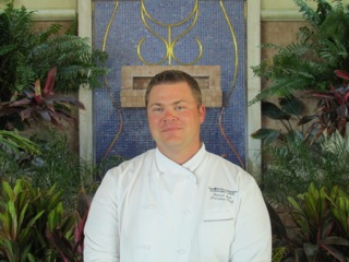 Omni's Executive Chef Robert Ash