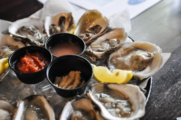 Carefully selected oysters from around the US - Photo by Krystle Nguyen
