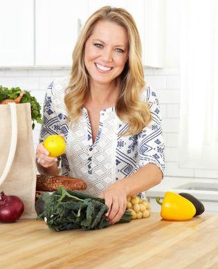 Food Network celebrity chef Melissa d'Arabian