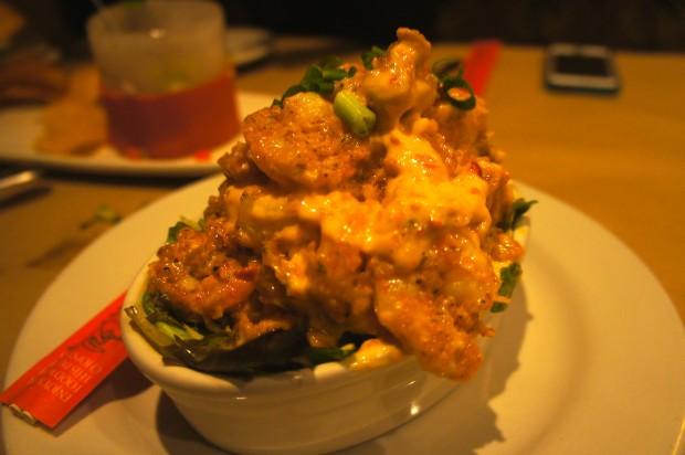 Bang Bang Shrimp at Bonefish Grill