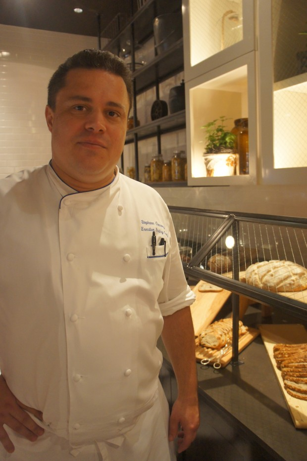 Executive Pastry Chef Stephane Cheramy