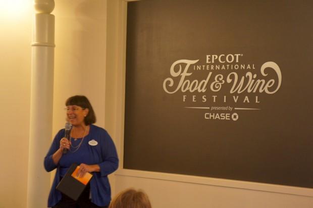 Marianne Hunnel. Culinary Program Manager at Walt Disney World