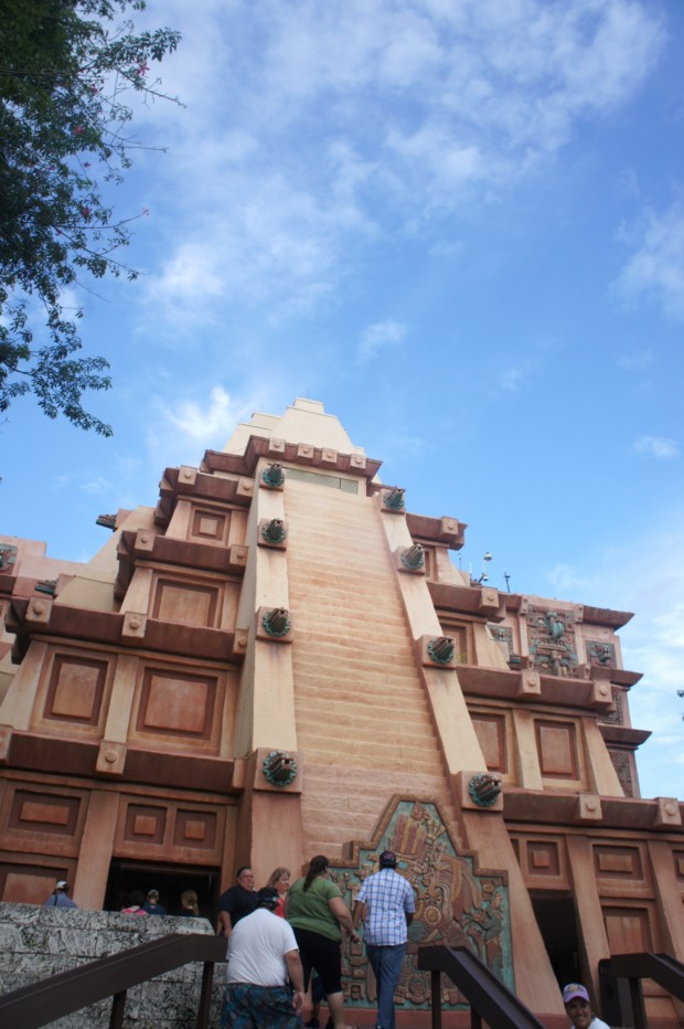 Mexico Pavilion at EPCOT's World Showcase
