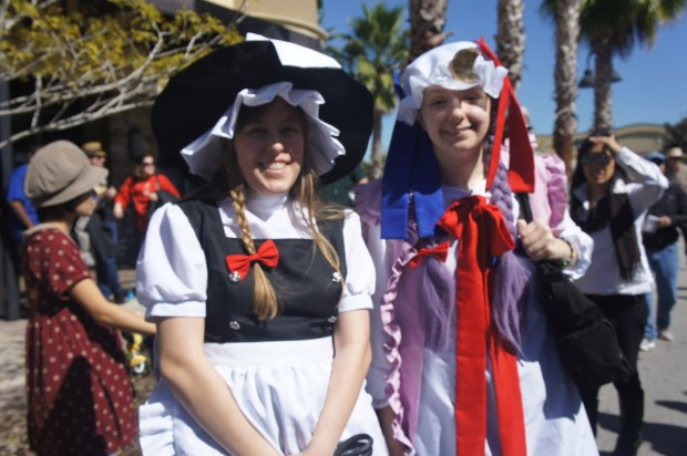 Cosplay, a popular form of expression through costume at the Japan Festival