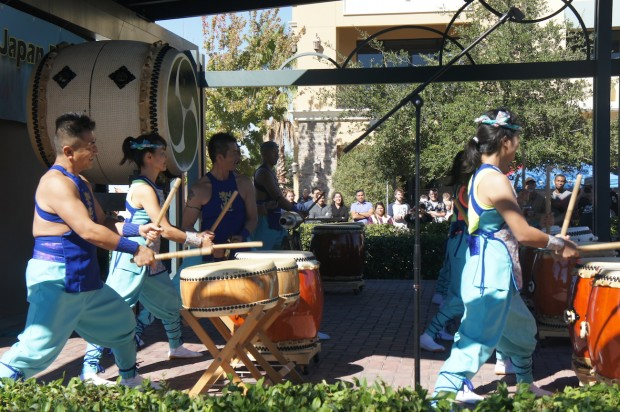 Matsuriza Taiko drumming team