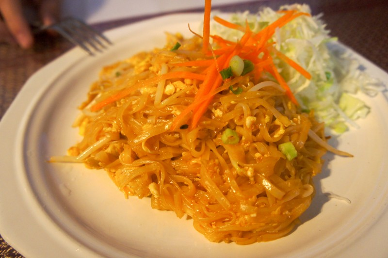 Chicken Pad Thai