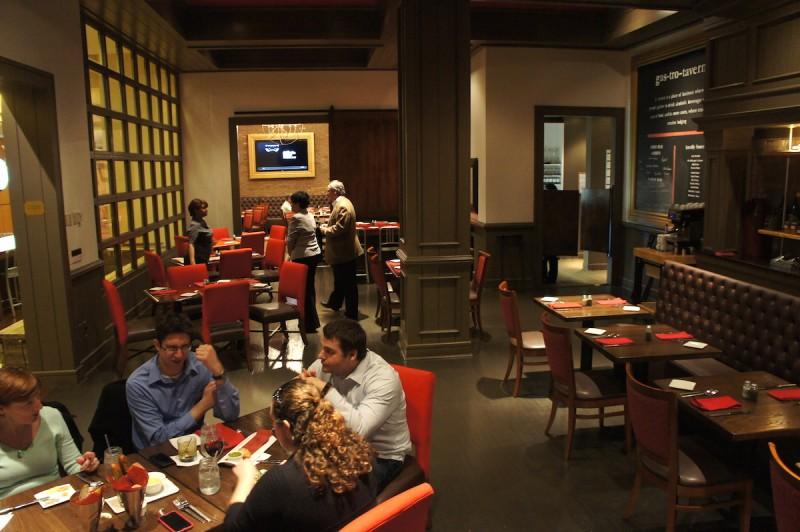 Inside the Crimson Tavern