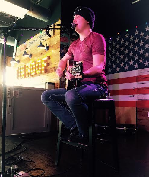 Local talented musician, Bryan Malpass