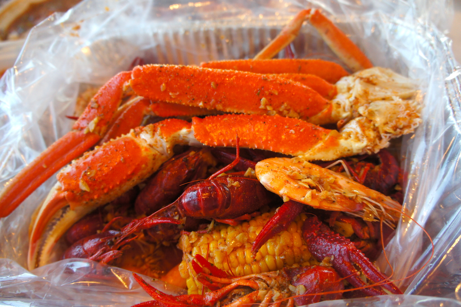 First Look Pier 407 Cajun Crab And Seafood In East Orlando