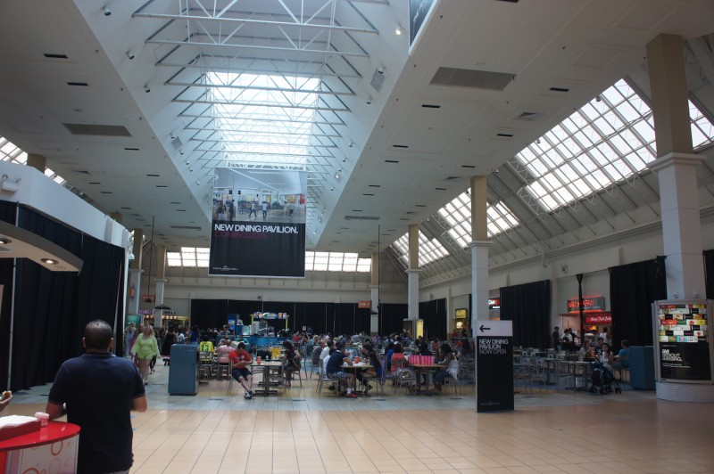 The Old Food Court