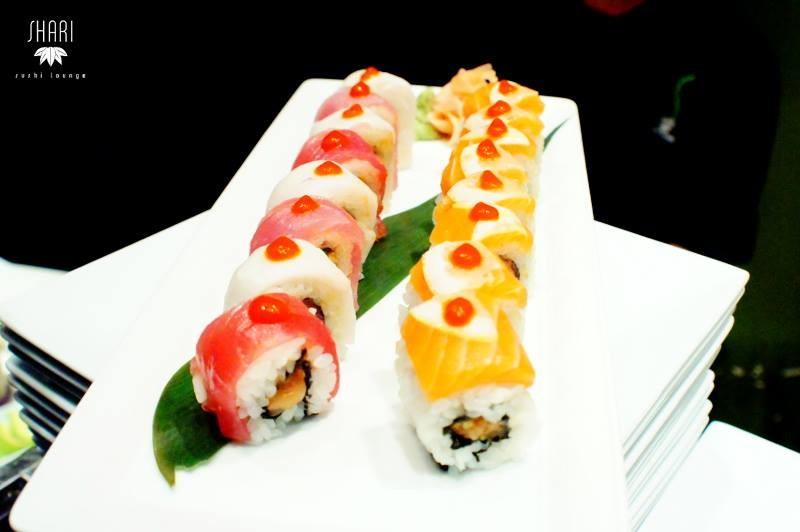 Image via Shari Sushi Lounge