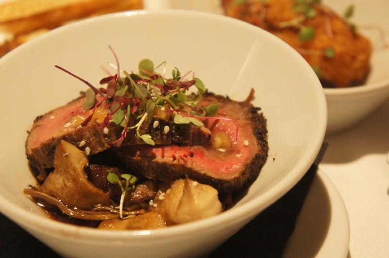 Steak Tataki