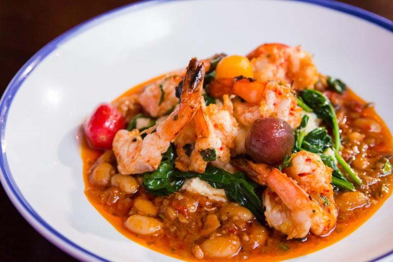 Wild Ocean seafood dish El Nino