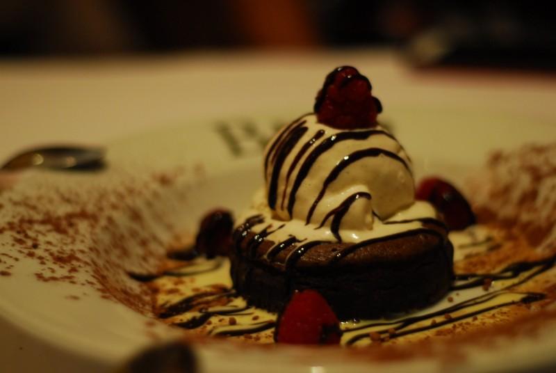 Torta di Cioccolata