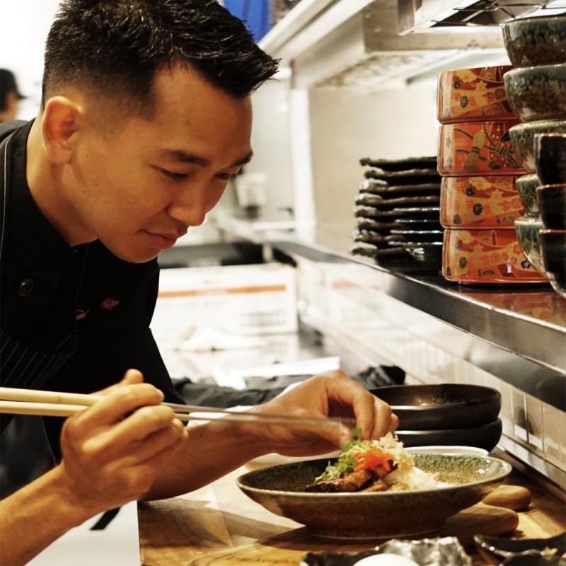Chef David Song