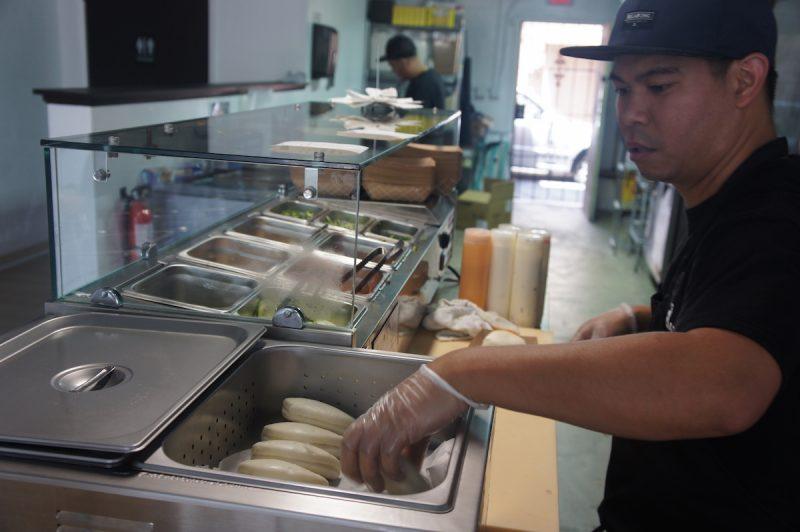 Chef Hoi Nguyen of King Bao