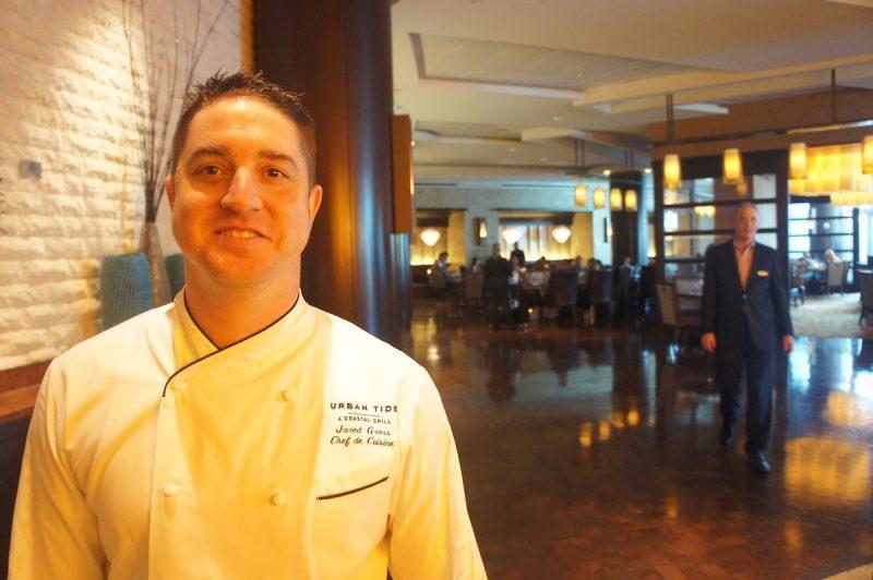 Chef Jared Gross - Urban Tide at Hyatt Regency Orlando