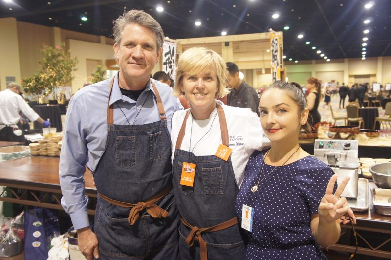 Chef Kathleen Blake and team of The Rusty Spoon