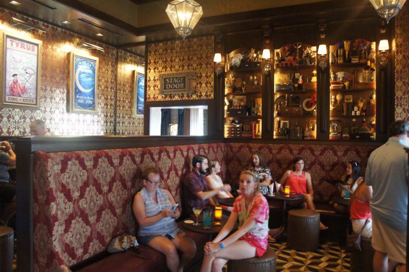 AbracadaBar Lounge at Disney's Boardwalk