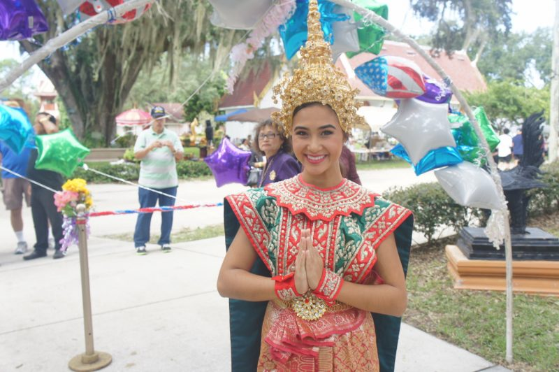 Taste of Thailand 2016 at Wat Florida Dhammaram