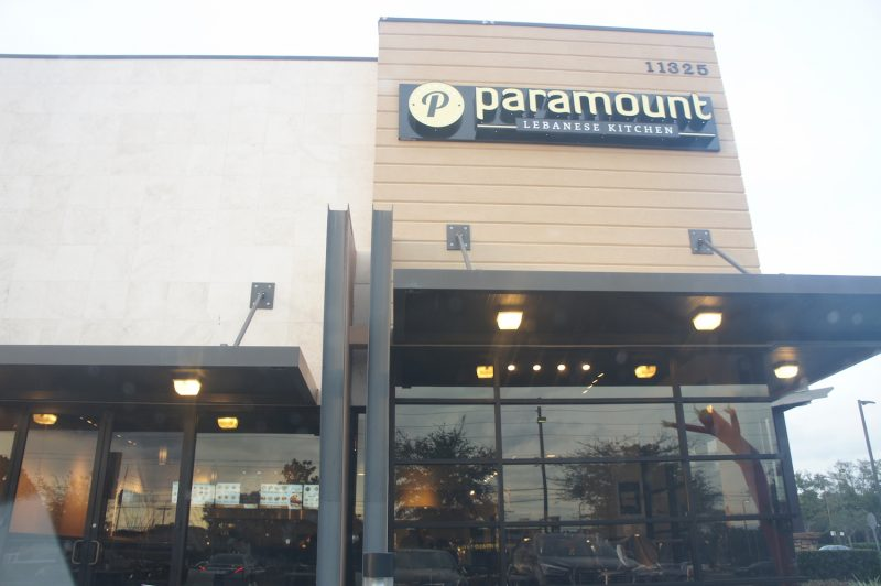 Paramount Lebanese Kitchen at UCF Orlando