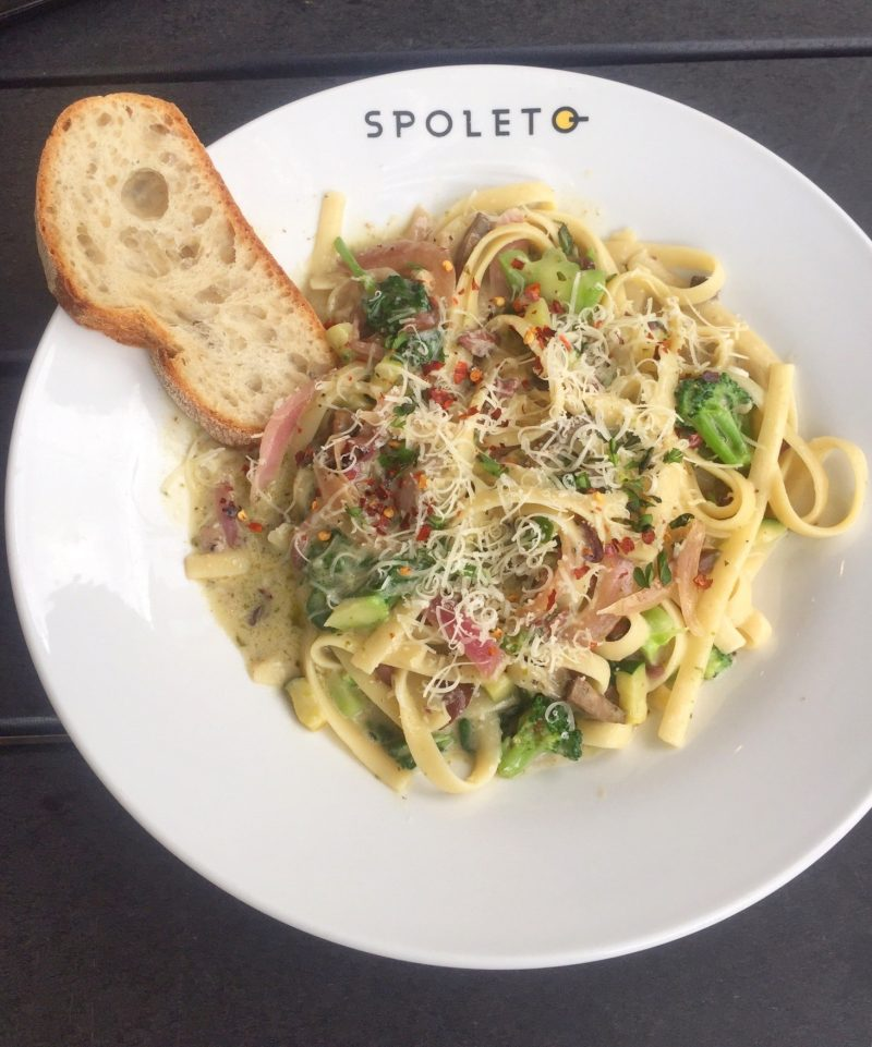 Spoleto's Pasta Fest: Windermere | Tasty Chomps: A Local's Culinary Guide
