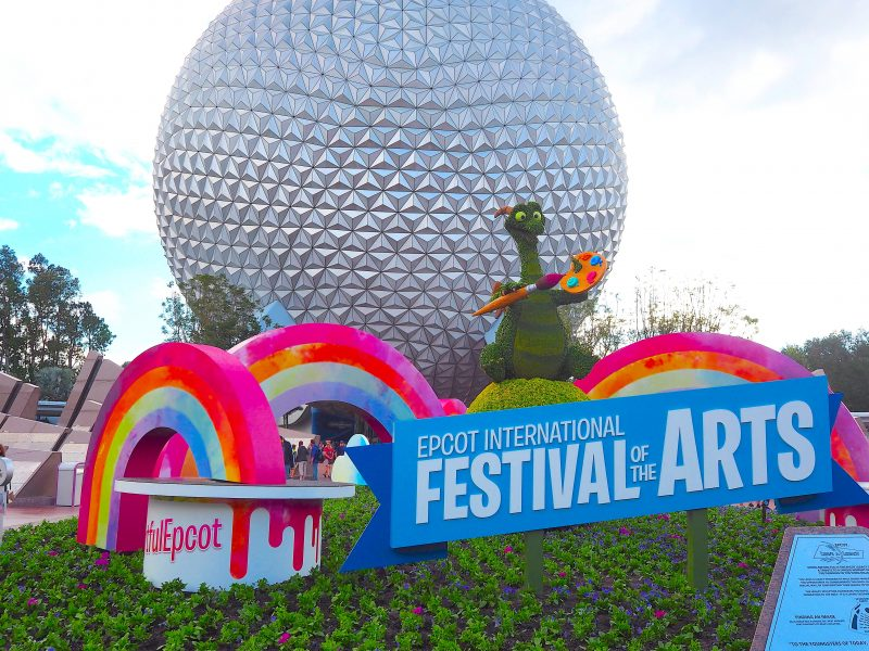 2nd Annual Epcot International Festival Of The Arts At Walt Disney World Tasty Chomps A Local S Culinary Guide