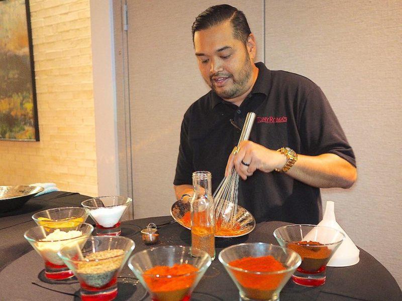 Spice So Nice at Tony Roma's on I-Drive | Tasty Chomps: A Local's